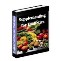Supplements for Diabetics