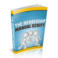 The Membership Manual 2014