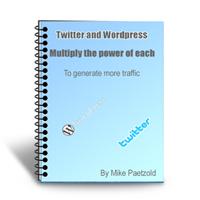 Twitter And WordPress