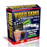 Video Skins Template Pack Vol 1