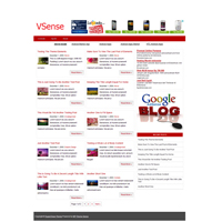 VSense WordPress Theme