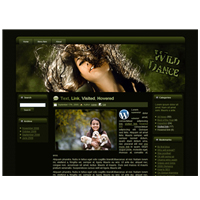 Wild Dance - WP Theme