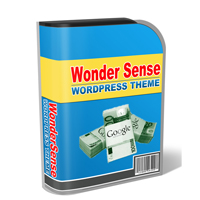 WonderSense Wordpress Theme