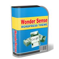 WonderSense Wordpress Theme