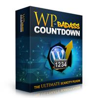 WP BadAss Countdown Plugin