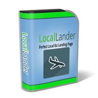 WP Local Lander Plugin