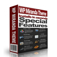WP Miranda Theme