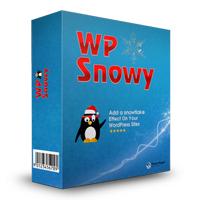 WP Snowy Plugin