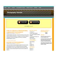 WordPress Theme Web2.0 v1