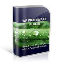 WP Watermark Plugin