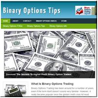 Binary options plr