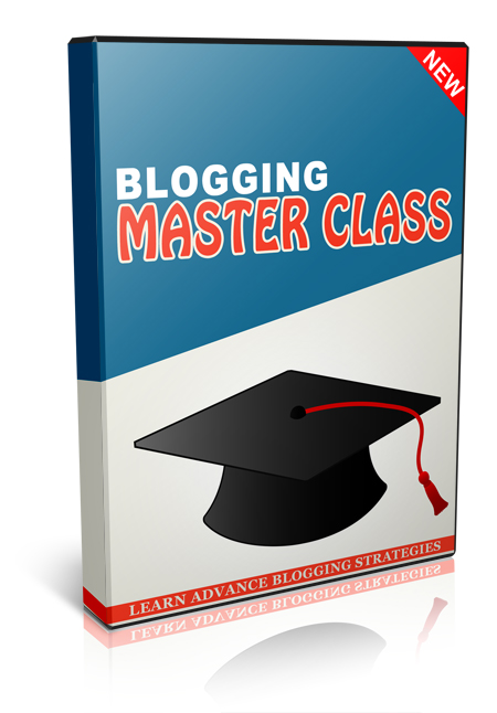 Blogging Master Class