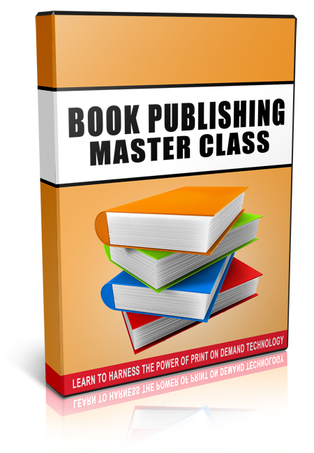 Book Publishing Master Class