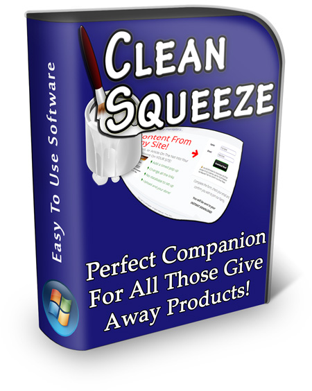 Clean Squeeze Software