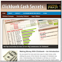 Clickbank Marketing  PLR Blog