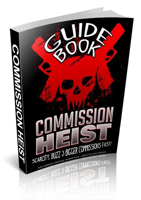 Commission Heist