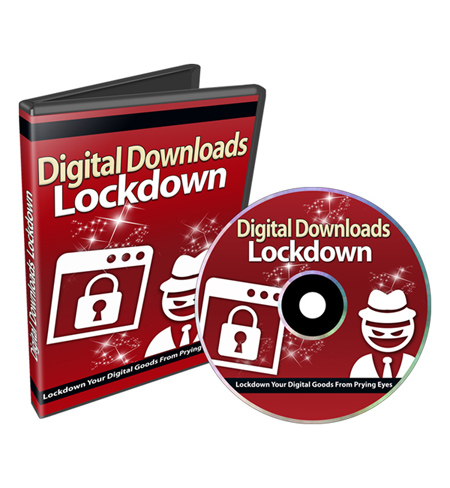 Digital Downloads Lockdown