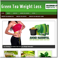 Green Tea  PLR Blog