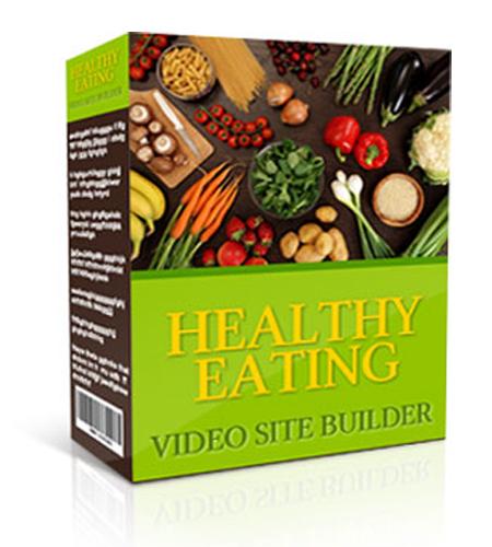 Healthy Eating Video Site Builder
