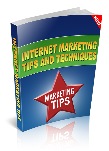 Internet Marketing Tips
