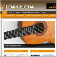 Guitar Niche PLR Blog