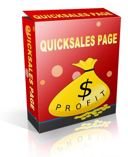 QuickSales Page