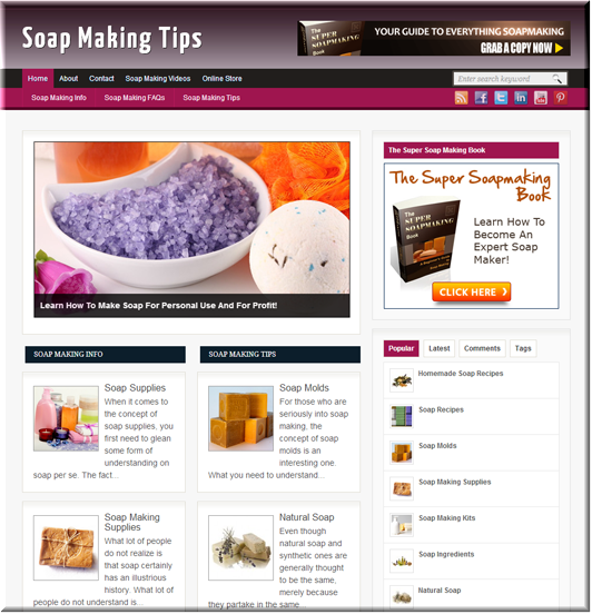 Soap Making Tips Pre Made Blog
