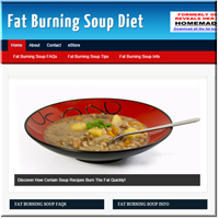Soup Diet Turnkey Site