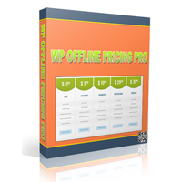 WP Offline Pricing Pro