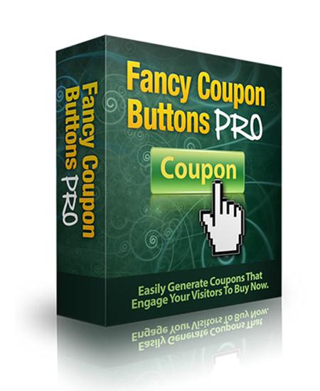 Fancy Coupon Buttons Pro
