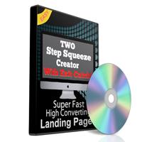 2 Step Guru Squeeze Page Creator