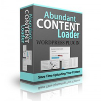 Abundant Content Loader Plugin