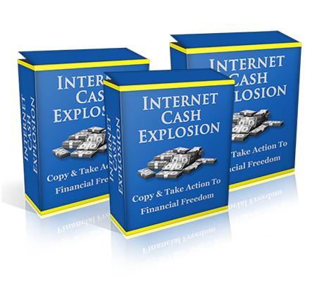 Internet Cash Explosion