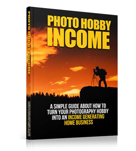 Photo Hobby Income