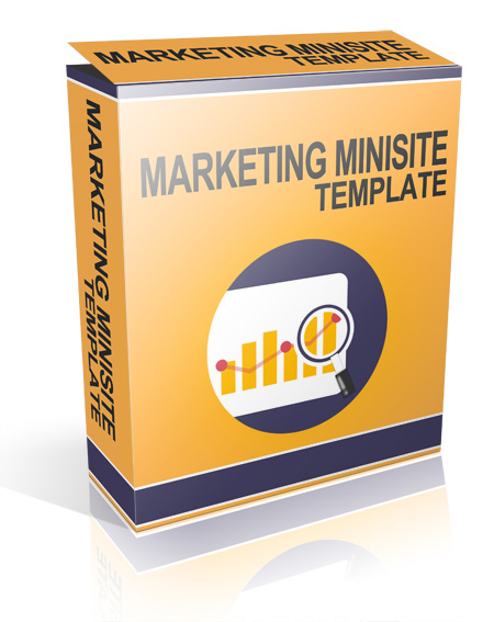 The Marketing Minisite Template