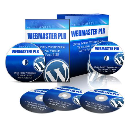 Webmaster PLR