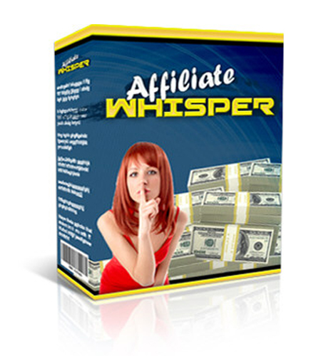 Affiliate Whisper Software