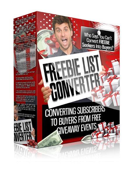Freebie List Converter