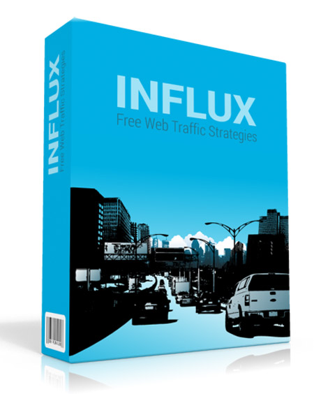 Influx Free Web Traffic Strategies