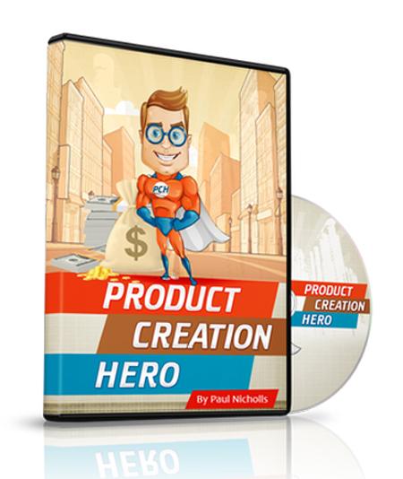 Product Creation Hero