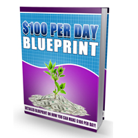 100 USD Per Day Blueprint