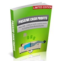 Passive Cash Profits
