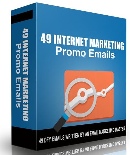 49 Internet Marketing Promo Emails