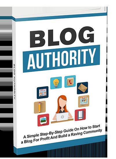 Blog Authority Upgrade