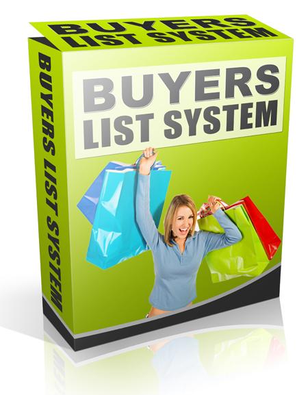 Buyer List System