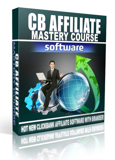 CB Affiliate Mastery Course Software