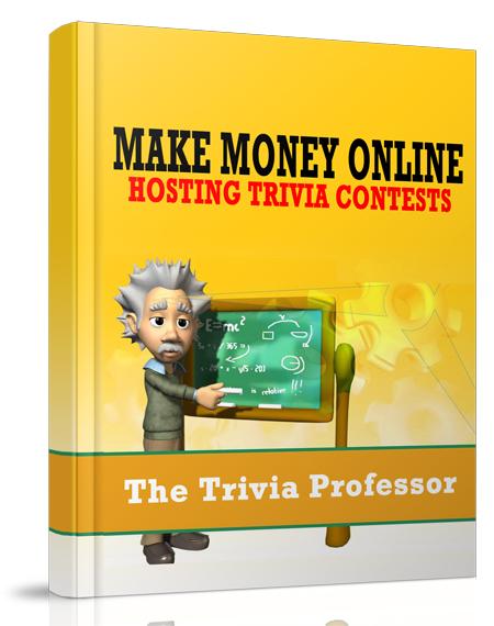 Make Money Hosting Trivia Contests