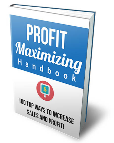 Profit Maximizing Handbook