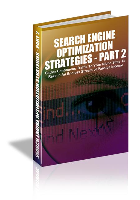 Search Engine Optimization Strategies 2015