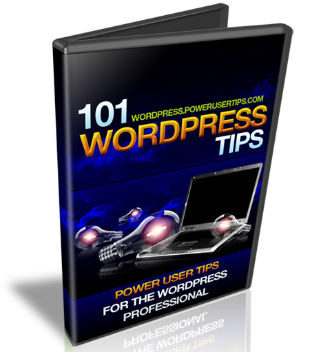 101 WordPress Power Tips